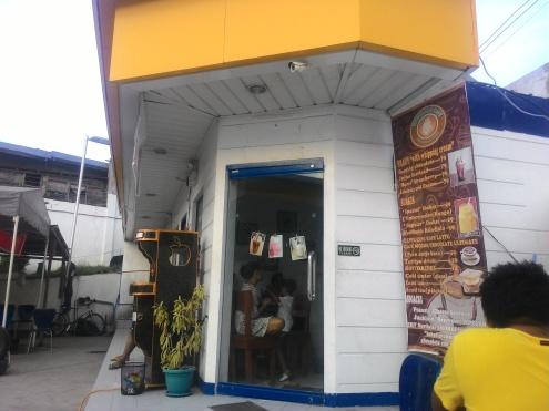 Cafe Entrance 2